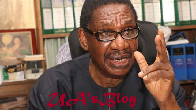 2019 Election: EU, NDI, IRI Interfering In What Is None Of Their Business – Sagay