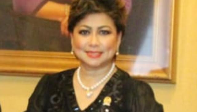 Senator Maya Rumantir Beri Perhatian Serius Terhadap Dua Sektor Ini