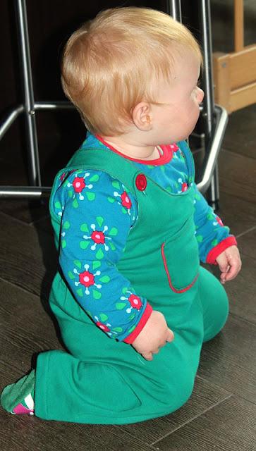Baby-Trägerhose selbernähen: Schnitt und Anleitung als e-Book
