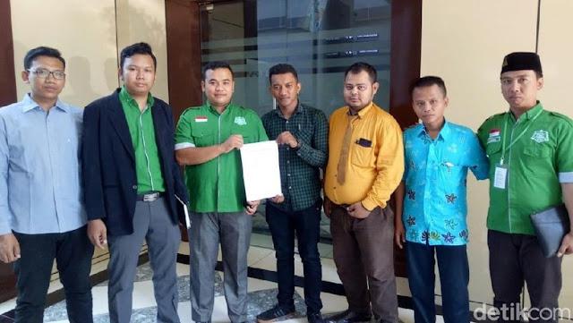 LBH Ansor Surabaya Laporkan Akun Facebook Penghina Gus Mus
