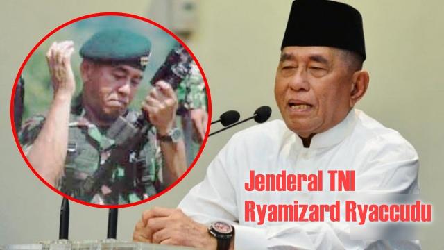14 Tahun Gadai Nyawa di Medan Perang, Ini Kisah Jenderal TNI Ryamizard Ryaccudu