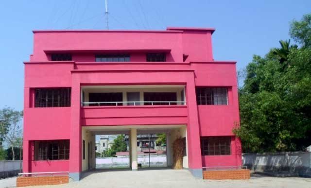 Bashishkhali Fire Service Station has started functioning after 8 years