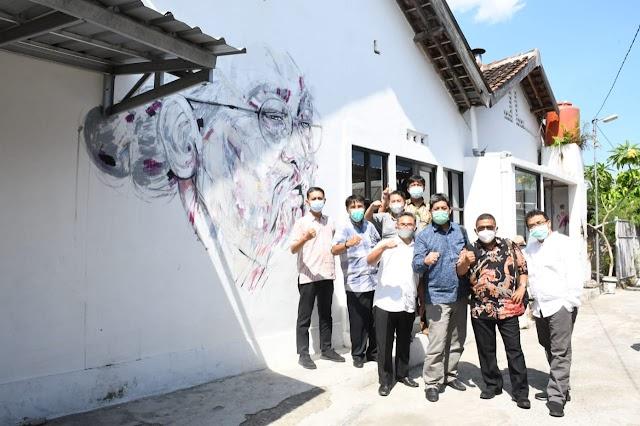 Agam Berharap Konsep Kampung Cyber Yogyakarta Dapat Diadopsi dan Diterapkan Di Jabar