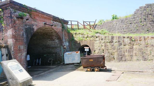 第二竪坑入口