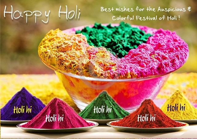 Happy Holi Hai images