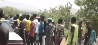 Video of COVID19 patients in Gombe protesting at their Isolation center.