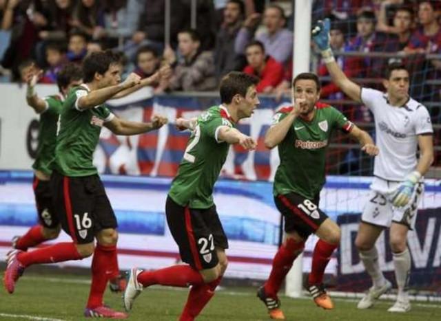 Eibar vs Athletico Bilbao
