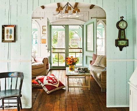 Nautical Cottage Decor Ideas From A Cozy Home Coastal