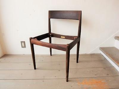 宮崎椅子製作所 カイ・クリスチャンセン 4110 ローズウッド