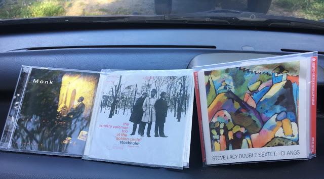 Thelonious Monk; Ornette Coleman; Steve Lacy