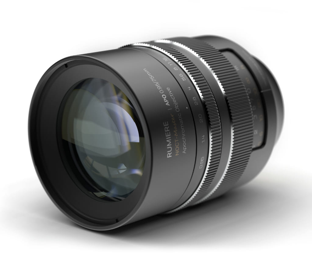 Rumiere NOCT-Master APO 75mm f/0.95