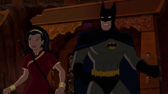 Batman Alma del Dragón 720p latino