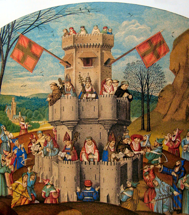 A Grande Ordem nasceu em meio à derrocada do Império romano
