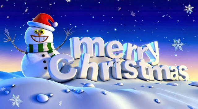 merry christmas eve 2019