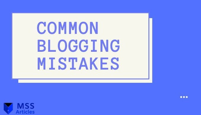 Don't Do These Blogging Mistakes (which I did)