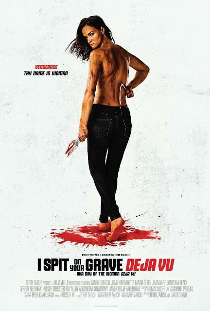 """Brutal trailer de """"I Spit on your Grave: Deja Vu"""" (2019), secuela directa del clásico Rape&Revenge de 1978"""