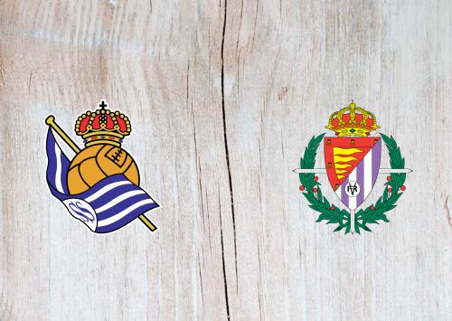 Real Sociedad vs Real Valladolid -Highlights 16 May 2021