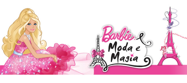Barbie Moda E Magia