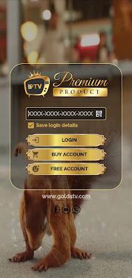 golds tv app