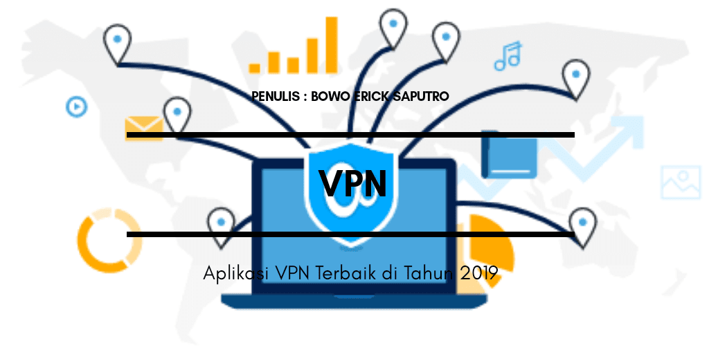 Aplikasi VPN Terbaik di Tahun 2019