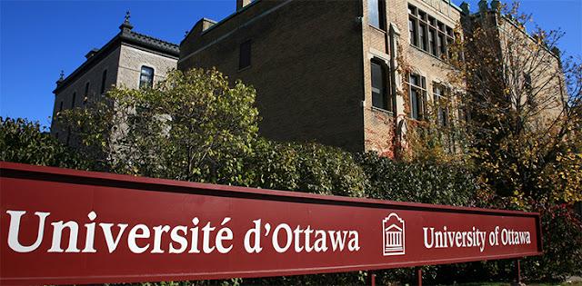 منح جامعة أوتاوا للطلاب الدوليين في كل المستويات 2021   ممول وبعدة امتيازات