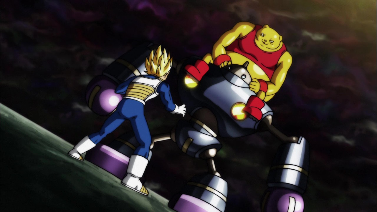 Ver Dragon Ball Super El Torneo del Poder - Capítulo 99