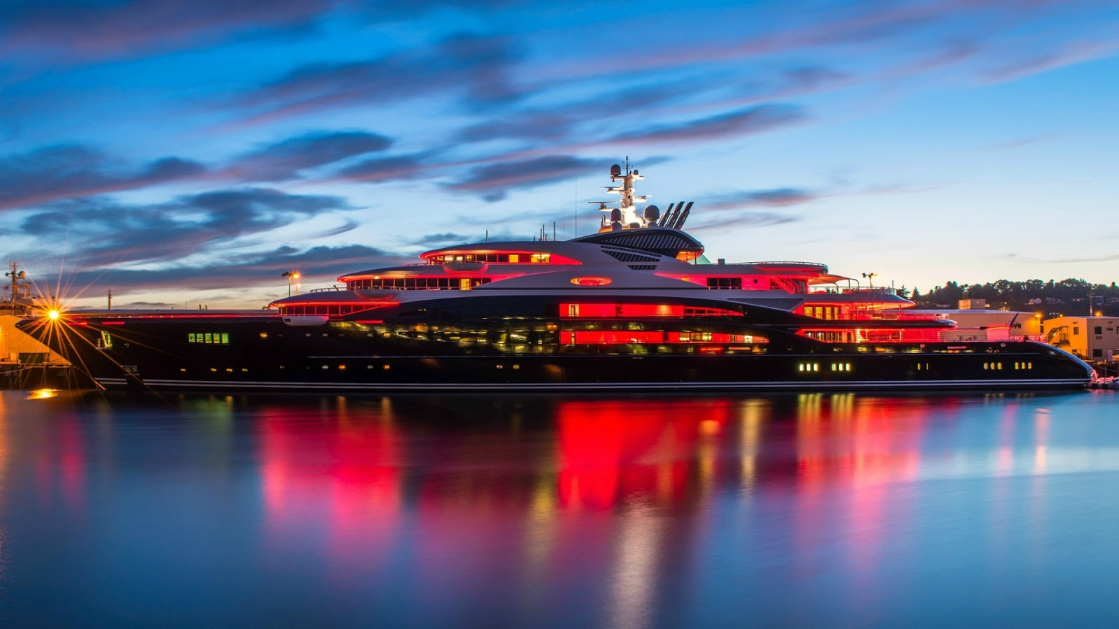 luxury super yacht wallpaper - photo #6
