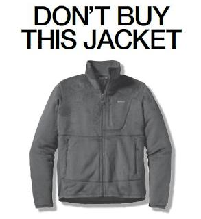 إعلان لشركة ملابس صديقة للبيئة