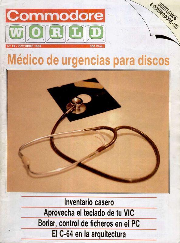 Commodore World #19 (19)