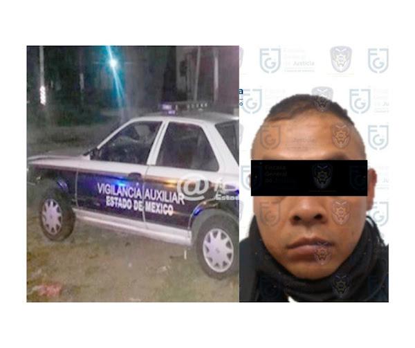 URGENTE: Capturan a policía acusado de violentar a jovencita al interior de su hogar, Y son los que nos cuidan