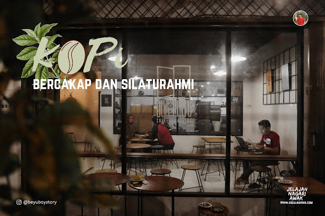 Kedai Kopi di Padang