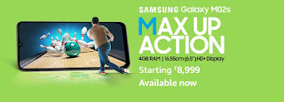 samsung m02s price in india Samsung Galaxy M02s Full phone specifications