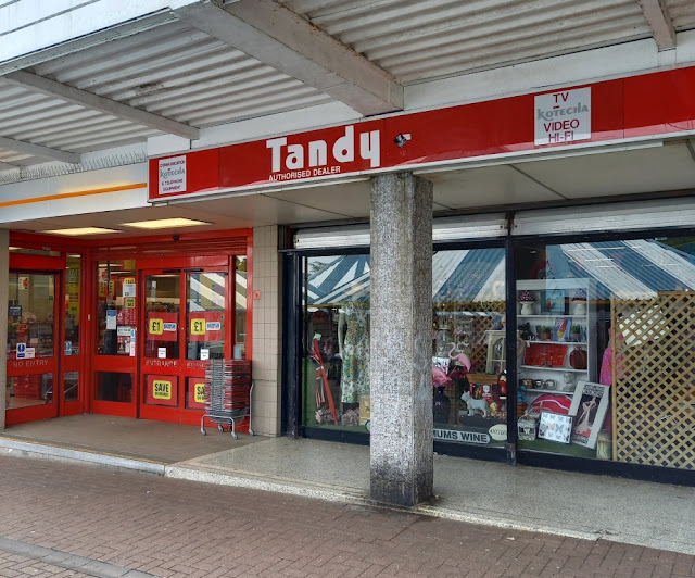 Tandy in Hitchin