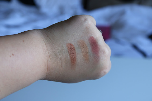 Artdeco Sound of Beauty Collection Autumn 2016 Blush Couture Swatches Review Image