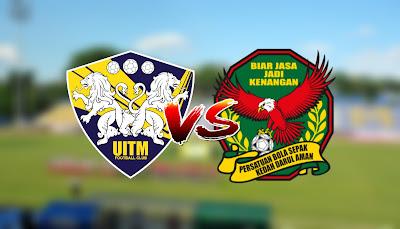 Live Streaming UITM FC vs Kedah Liga Super 11.3.2020