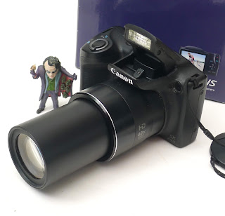 Kamera Canon SX410 IS Second di Malang