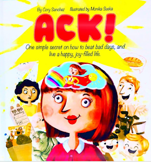 Book review: Ack! By Cory Sanchez