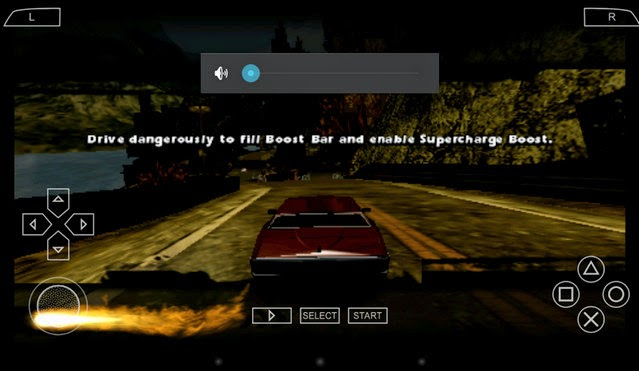 PSPTurbo android screenshot