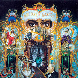 "The album ""Dangerous"", released in 1991, has a cover of $ 1 million."