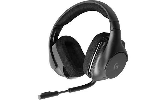 headset logitech g533 baterai irit
