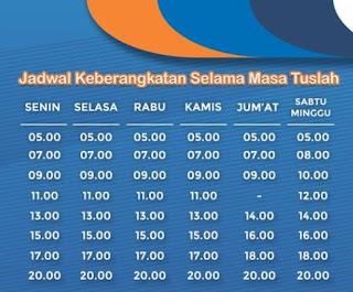 Jadwal Bandung Garut