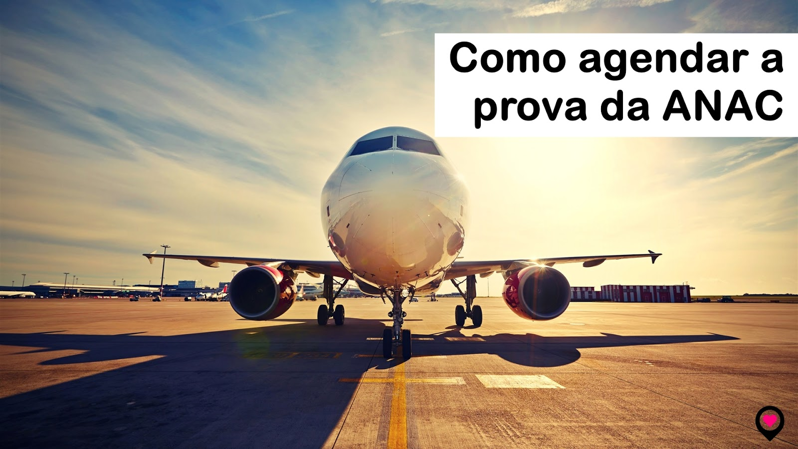 Como agendar sua prova da ANAC para comissária de voo
