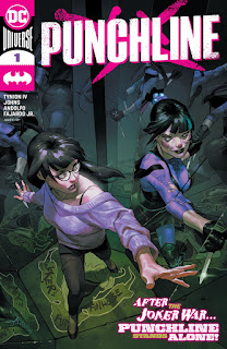 Cover of Punchline #1 from DC Comics
