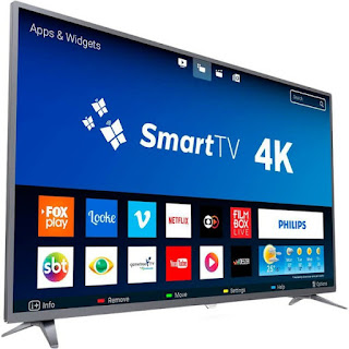 Smart TV LED 58 PHILIPS