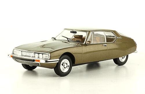 Citroën SM 1970 coches inolvidables salvat