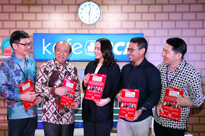 Capital Culture menjadi tema Indonesia Knowledge Forum VIII