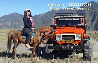Sewa Jeep Bromo Murah Tahun Baru 2016 - 2017