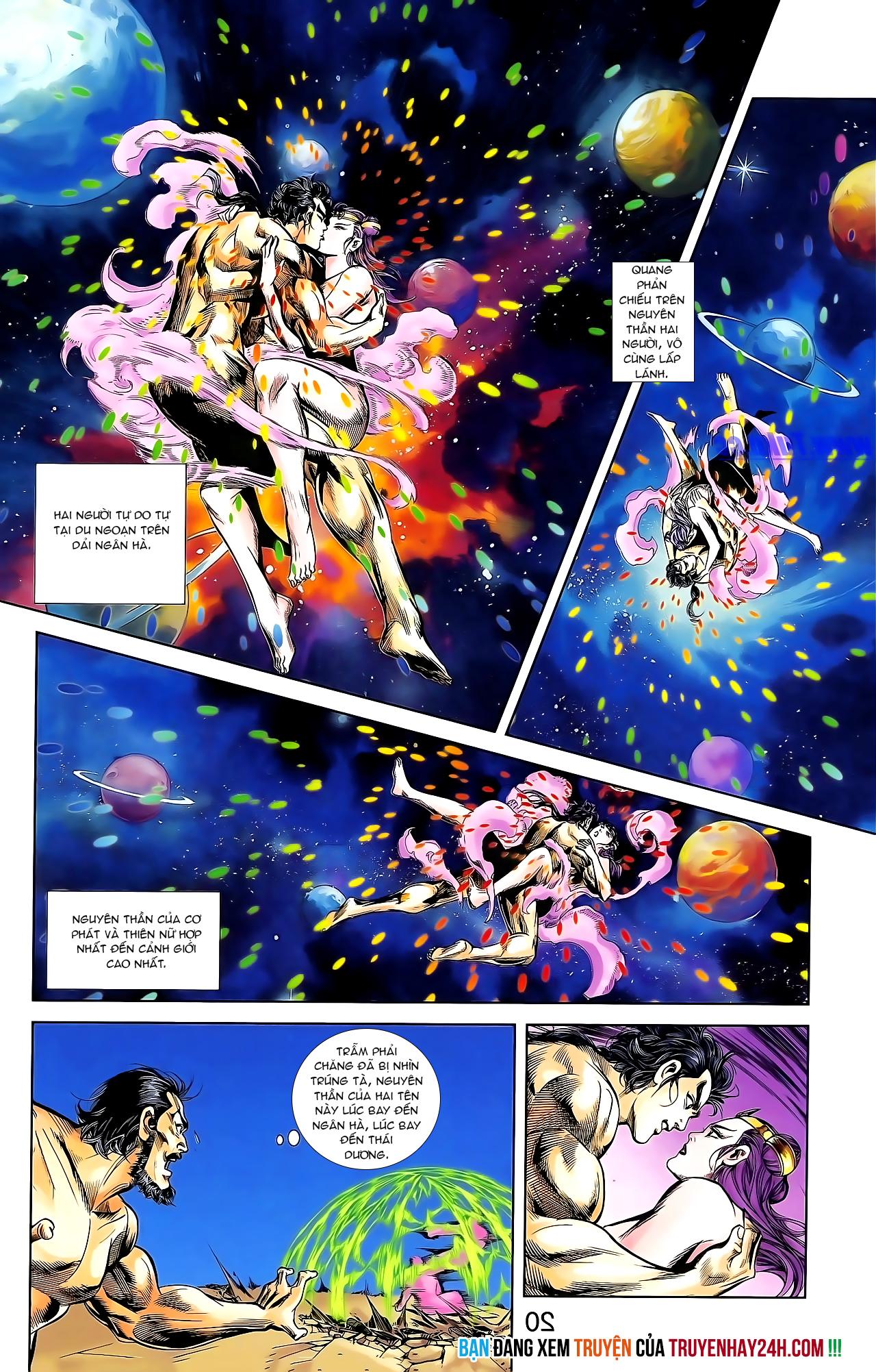 Cơ Phát Khai Chu Bản chapter 161 trang 30
