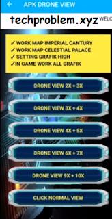 APK Drone View MLBB