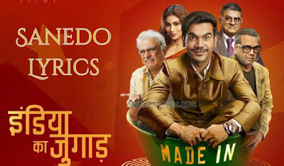 Sanedo Lyrics - Made In China| Mika Singh